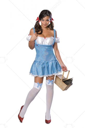 Sequin Dorothy Adult Costume