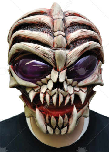 Down To Earth Alien Mask