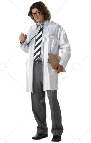 Dr Getwell Adult Costume