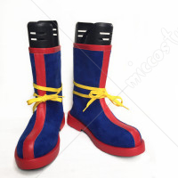 Dragon Ball Goku Saiyan Cosplay Shoes