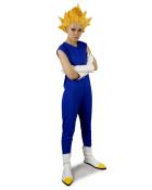Dragon Ball Vegeta Zentai Cosplay Costume