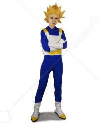 Costume Cosplay Dragon Ball Vegeta Super Saiyan