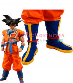 Dragon Ball Son Goku Cosplay Schuhe