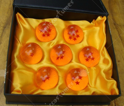 Dragon Ball Stars Crystal Ball One Set Collection