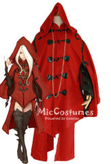 Dragon Nest Argenta Cosplay Costume
