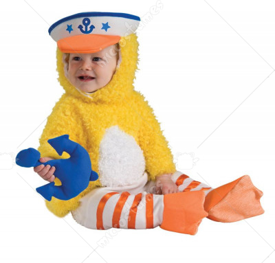 Duckie Infant Costume