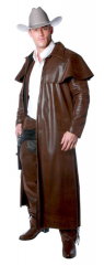 Duster Coat Adult Costume