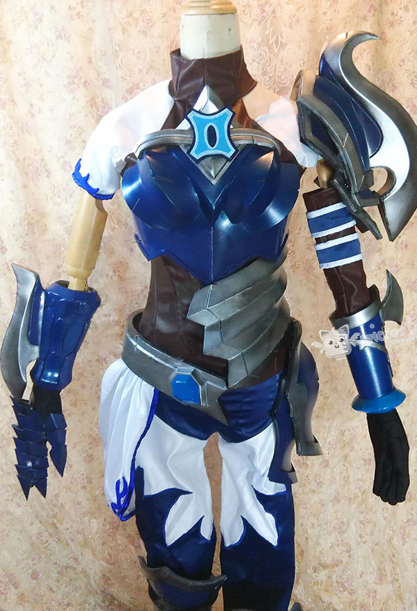 Championship Riven Cosplay - League of Legends Costume ...