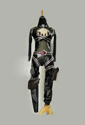 Exclusive Handmade League of Legends Irelia the Blade Dancer Nightblade Irelia Cosplay Costume Armor Set