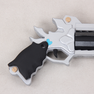 ELSWORD Deadly Chaser Chung Cosplay Silver Shooters