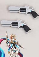 ELSWORD Deadly Chaser Chung Cosplay silber schützen