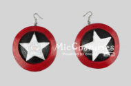 Earrings For Shaman King Hao Asakura Cosplay