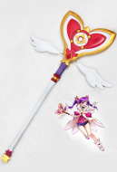 Elsword Dimension Witch Aisha Cosplay Staff