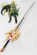 Elsword Night Watcher Rena Cosplay Sword