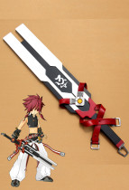 Elsword Rune Slayer Cosplay Sword