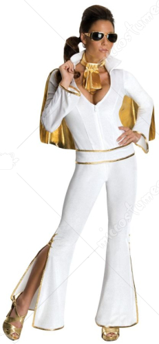 Elvis Female Costume