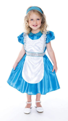 Enchanted Alice Toddler Costume