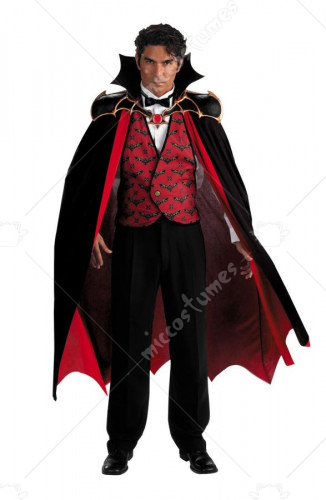 Evening Vampire Adult Costume