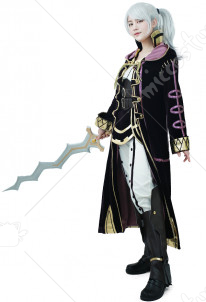 Premium Fire Emblem: Awakening Female Avatar Cosplay Costume Including Feature Boots Cover