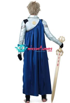 Fire Emblem Fates Male Avatar Corrin Cosplay Costume