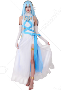 Cosplay Costume de chanteur blanc Azura dans Fire Emblem Fates Birthright