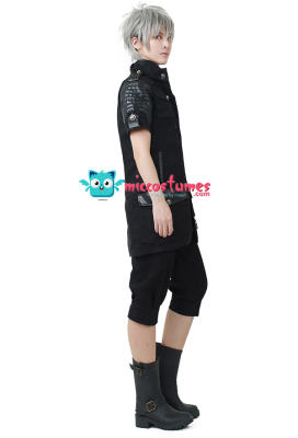 Final Fantasy XV Noctis Lucis Caelum Cosplay Costume (undershirt and glove included)