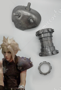 Final Fantasy VII Remake Cloud Strife Cosplay Armor Sets