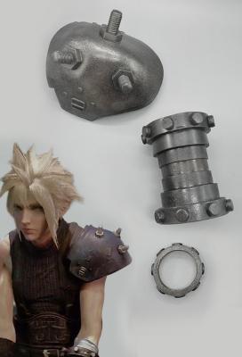 Final Fantasy VII Remake Cloud Strife Cosplay Armor Sets