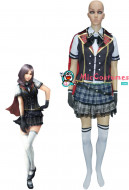 Final Fantasy Type 0 Rem Tokimiya Summer Cosplay Costume