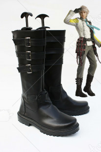 Final Fantasy XIII Hope Cosplay Shoes