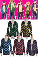 Free! Cover Poster Dot Cosplay Coat