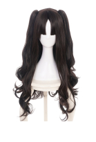 Fate Stay Night Rin Tohsaka Cosplay Wig