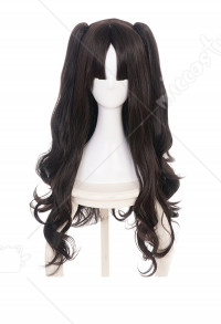 Fate Stay Night Fate Zero Rin Tohsaka Cosplay Wig