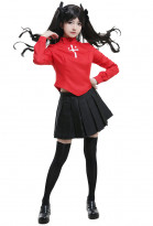 Disfraz Cosplay de Fate Stay Night Rin Tohsaka