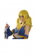 Fairy Tail Lucy Seven Years After Cosplay Wig
