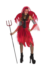 Fairy Licious Devil Fairy Teen Costume