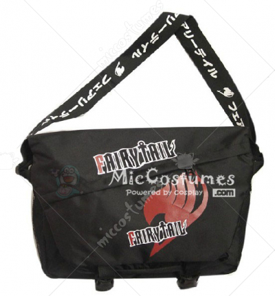 Fairy Tail Black Satchel