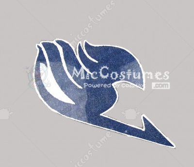 Fairy Tail Gray Fullbuster Cosplay Tattoo Sticker