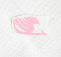Fairy Tail Lucy Heartfilia Cosplay Tattoo Sticker