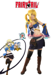 Fairy Tail Lucy Heartfilia Seven Years After Cosplay Costume