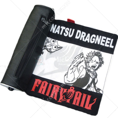 Fairy Tail Natsu Dragneel Scroll Pencil Bag