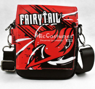 Fairy Tail Red Small Satchel