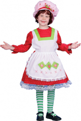 Fairy Tale Country Girl Toddler Costume