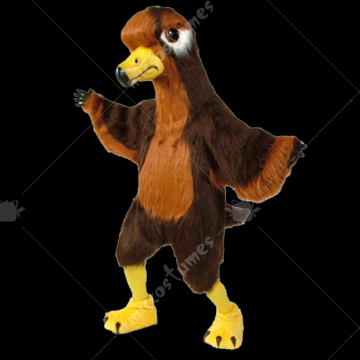 Falcon Mascot Adult Costume
