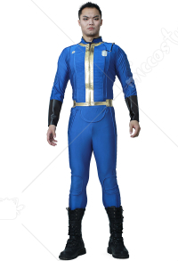 Fallout 4 Costume de Cosplay Sole Survivor Nate Homme
