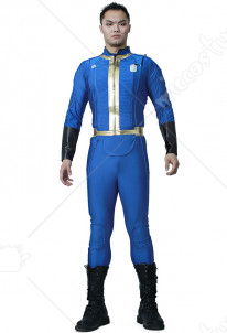 Fallout 4 Male Sole Survivor Nate Cosplay Costume