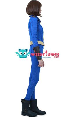 Fallout 4 Female Sole Survivor Nora Cosplay Costume