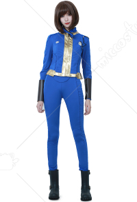 Fallout 4 Female Sole Survivor Nora Cosplay Costume