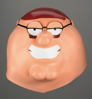 Family Guy Peter Griffin Mask Adult