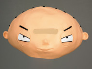 Family guy stewie mask